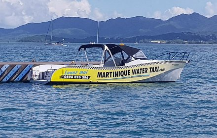 Martinique Water Taxi 34
